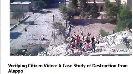 Cómo verificar un vídeo ciudadano: un caso de estudio de Witness | @pciudadano | Periodismo Ciudadano | Scoop.it