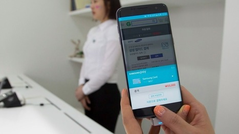 Samsung Pay launches in China and Singapore | Mobile Financial Services | Scoop.it