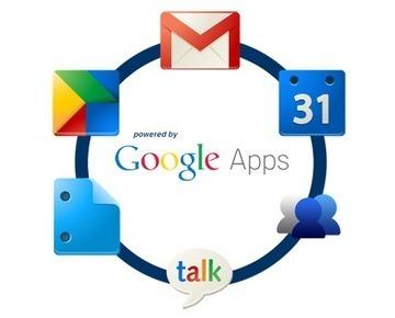 Google Apps deja de ser gratuito y pasa a ser de pago para nuevos usuarios y negocios ...   Diseño y desarrollo Web   Scoop.it