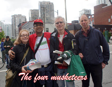 Vancouver marches against Monsanto | Tonu – Tony Mitra | AID Vancouver | Scoop.it