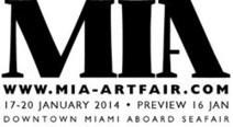 Miami International Art (MIA) Fair 2014 Welcomes Premier Galleries, Curators ... - PR Web (press release)   Emerging Artists & New Collectors   Scoop.it