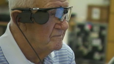 'Bionic Eye' Helps Man See After Decade of Impaired Vision | Drs. McIntyre, Garza, Avila, & Jurica | Scoop.it