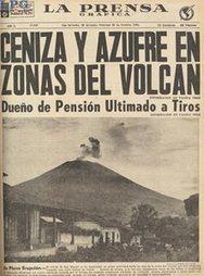 Los volcanes y El Salvador, por Carlos Chávez | Noticias Latinoamérica | Scoop.it