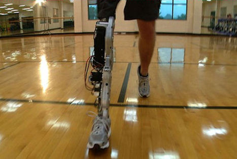 Advances In Robotics Make For Better Prosthetics - RedOrbit | STEM | Scoop.it