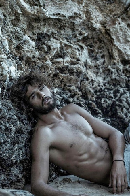 Marlon Teixeira con la barba per Donna Magazine - JHP by Jimi Paradise™ | FASHION & LIFESTYLE! | Scoop.it