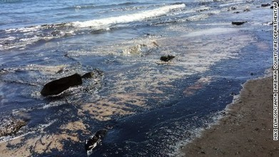 Oil spills off California coast | Vloasis sci-tech | Scoop.it