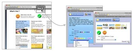 Lino. Tableau de liège virtuel collaboratif - Les Outils Collaboratifs | CDI & TICE | Scoop.it