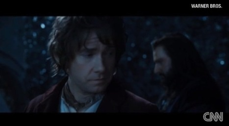 VIDEO: Bilbo Eavesdrops in New Clip from THE HOBBIT: AN UNEXPECTED ... - Broadway World   'The Hobbit' Film   Scoop.it