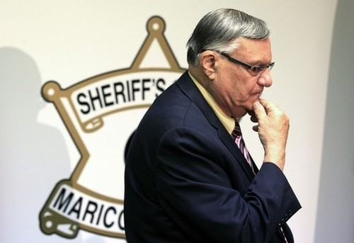 Famed Arizona Sheriff Sends Ominous Verbal Warning Shot to Armed Militias | Telcomil Intl Products and Services on WordPress.com
