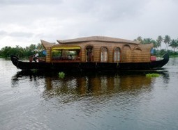 Houseboats in Alleppey Backwaters | Travel and Tourism | Scoop.it