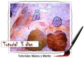 El Blog de Manos y Mente: Art Journal: días de otoño   Tutoriales, herramientas y técnicas   Scoop.it