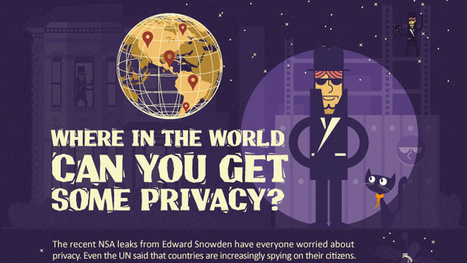 Which Governments Prioritize Privacy and Which Lay On the Spying? | Controlling Mobile Technology | Scoop.it