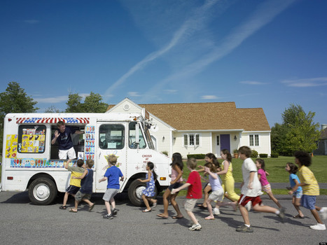The Greatest Ice Cream Truck Treats, Ranked | Troy West's Radio Show Prep | Scoop.it