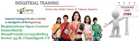 Industrial Training In Telecom Industry | Telecom Company in Chandigarh | Scoop.it