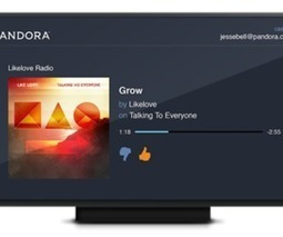 Pandora brings its personalized streaming radio to Chromecast | LibertyE Global Renaissance | Scoop.it