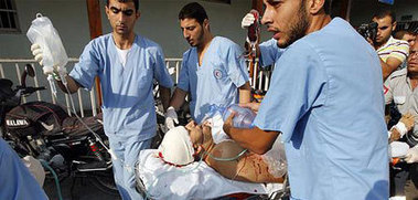 PHOTOS | Oct 22, 2012 | 3 Palestinians killed, four injured by Israeli airstrike In north Gaza | Gaza Under Attack | Scoop.it