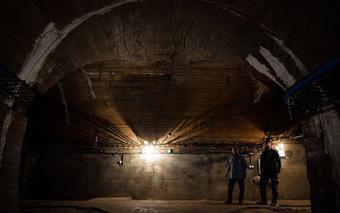 Periodistas se adentran en túneles cercanos al legendario tren nazi (VIDEO) | La R-Evolución de ARMAK | Scoop.it