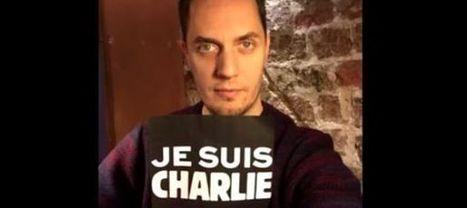 VIDEO. Grand Corps Malade slame pour Charlie Hebdo   Actualités générales   Scoop.it