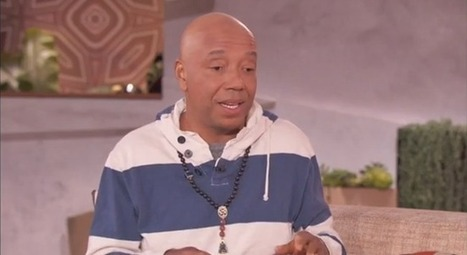 Watch: Russell Simmons Talks Meditation on The Queen Latifah Show #Getmybuzzup | Queen Latifah Weight Loss | Scoop.it
