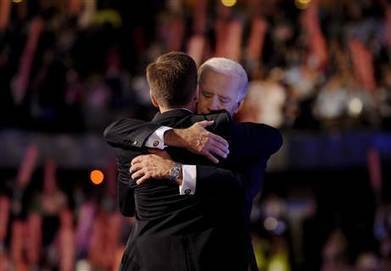 Vice President Joe Biden's Bond With Late Son Beau Was Forged by Tragedy | NGOs in Human Rights, Peace and Development | Scoop.it