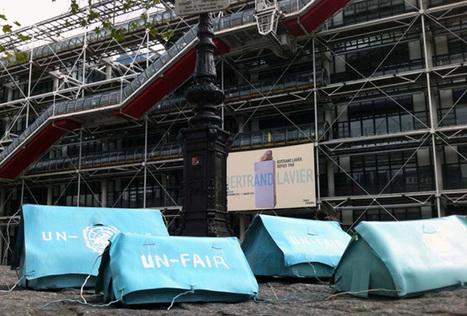 Hermann Josef Hack in Paris | urbanshit.de | World of Street & Outdoor Arts | Scoop.it