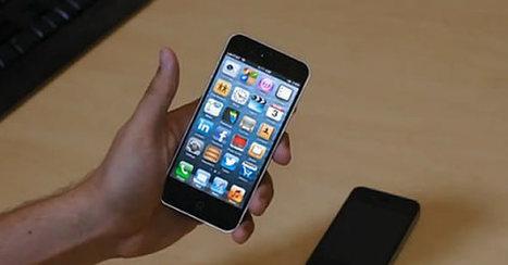 Vidéo exclusive de l'iPhone 5 ! | DragiBuzz | Scoop.it