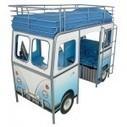 De Van Surfer – VW Camper Van bed for kids | Junior Hipster | VW Camper Vans | Scoop.it