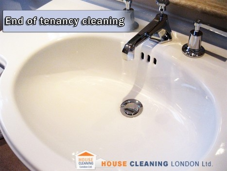 Professional end of tenancy cleaning session in Chiswick | End of tenancy cleaning and refreshment | Scoop.it