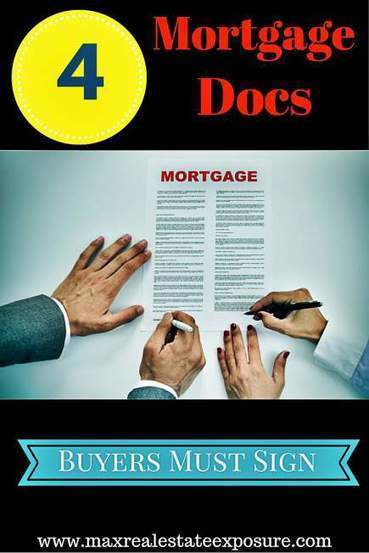 4 Mortgage Documents To Be Aware Of When Buying A Home | Real Estate | Scoop.it