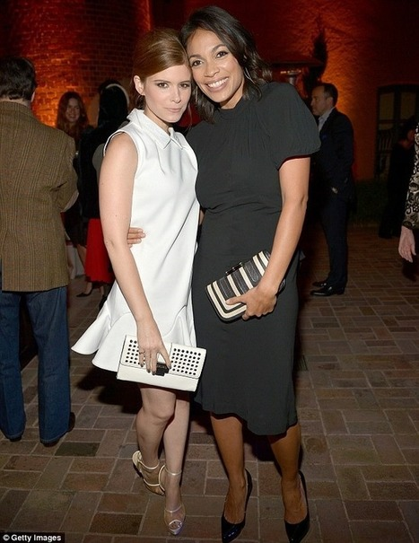 KATE MARA SCORES IN VIKTOR & ROLF AT MARTELL CARACTERE COGNAC LAUNCH! | Martell Caractere Launch Event in L.A. | Scoop.it