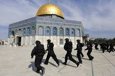 Temple Mount now central Israeli-Palestinian flashpoint - Al-Monitor: the Pulse of the Middle East | News in english | Scoop.it