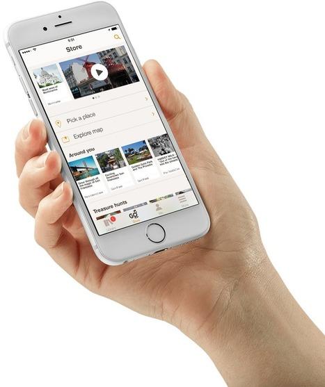 Découvrez ou créez des parcours sur iPhone iPad et Android | Tools, Tech and education | Scoop.it