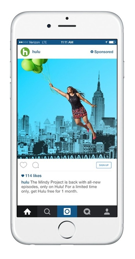 6 Examples and Best Practices for Creating Instagram Ads | Linkingbrand: Social Media | Scoop.it