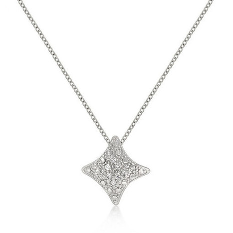 Cubic Zirconia Star Crest Pendant | Affordable Jewelry | Scoop.it