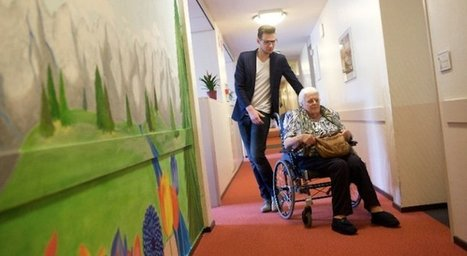 Students get free accommodation at Dutch care home | Springwise | Entrepreneurial charity ideas from Springwise | Scoop.it