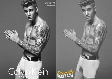 Justin Bieber's 'Package' Had To Be Doubled In Size By Calvin Klein | Daily Crew | Scoop.it