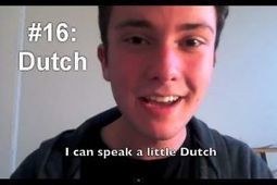 Timothy (16) spreekt Hebreeuws en nog 19 talen (video) - Buitenland - Reformatorisch Dagblad | Bilingual parenting | Scoop.it