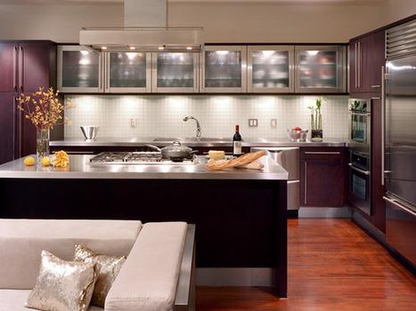 Momento Decoración » Tips para iluminar la cocina | Diseño de interiores para mi casa | Scoop.it