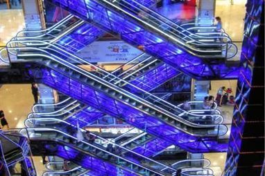 10 Unique Escalators | Strange days indeed... | Scoop.it