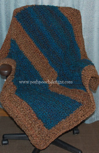 Thick and Quick Throw - Afghan - Blanket pattern by Sara Sach | FREE Crochet Patterns | Scoop.it