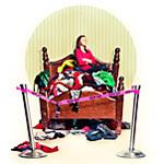 Teenage Bedroom as Battleground | YouthWorkerCircuit | Scoop.it