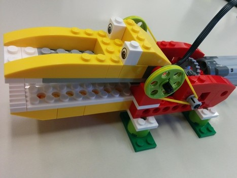 Primeros pasos con Scratch y LEGO WeDo. — ParaPNTE | notícies TIC | Scoop.it