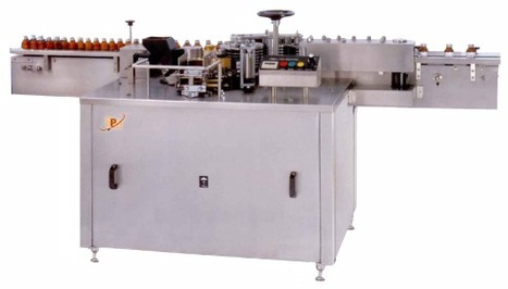 Automatic Wrap Around Labeling Machinery is equipped with the roller spacing device | adamsandrew | Scoop.it