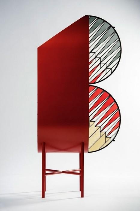 Collection Credenza par Patricia Urquiola + Federico Pepe - Journal du Design | miseauverre.com | Scoop.it