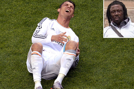 Witch doctor's creepy claim: I injured Ronaldo for World Cup - New York Post | FIFA WORLD CUP BRASIL 2014 | Scoop.it