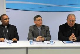 São Francisco em CONVersa: JMJ 2013 e Quibombolas na Assembléia Episcopal | JMJ2013 | Scoop.it