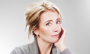 Emma Thompson: Writing Is Terribly Frustrating and Makes Me Weep | Parade.com | Developing Creativity | Scoop.it