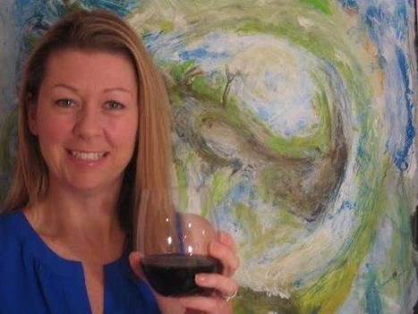 Blogger of the week: Christine Campbell of Girls Go Grape | Wine website, Wine magazine...What's Hot Today on Wine Blogs? | Scoop.it