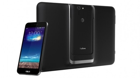 ASUS PadFone X: Top 3 Business Features | Digital-News on Scoop.it today | Scoop.it