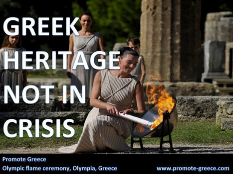 Promote Greece: The History and Origins of the Olympic Games | Knowledge about Ancient Civilizations | Scoop.it